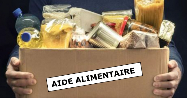L'aide alimentaire